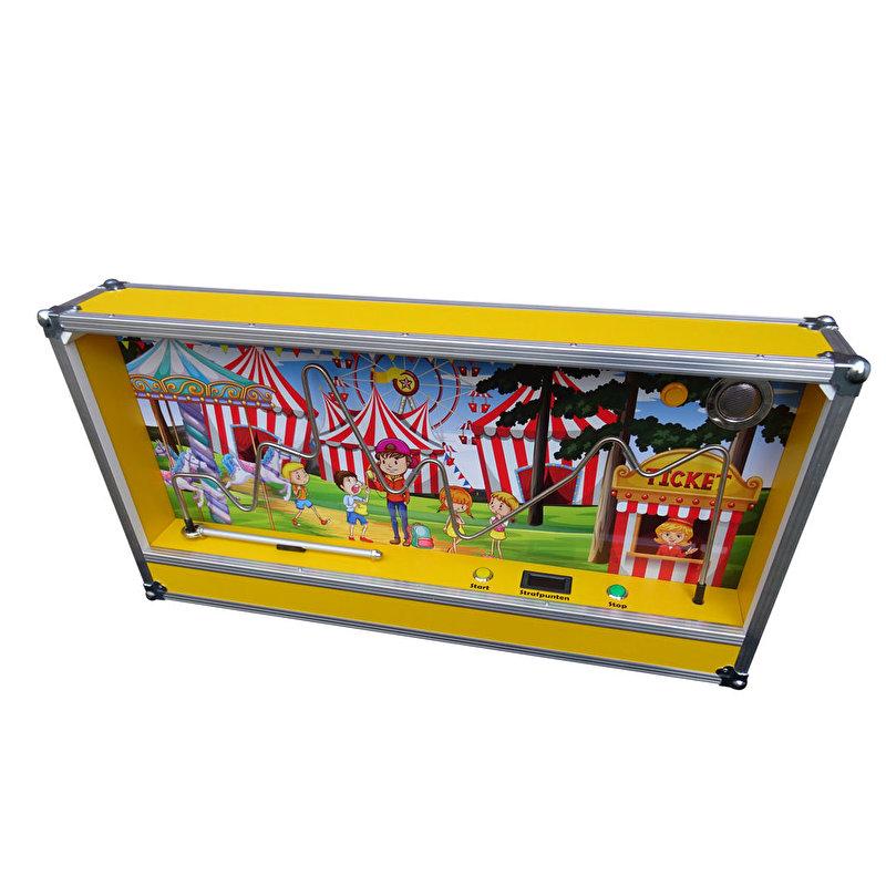 Bibberspiraal Circus met licht en geluid
