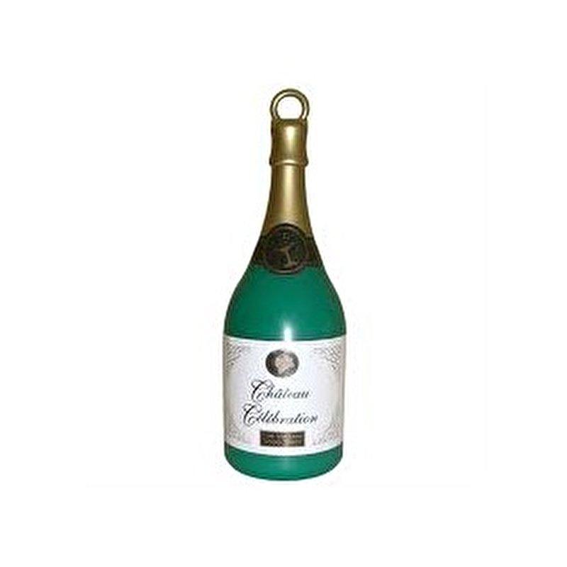 Ballongewichtje champagnefles