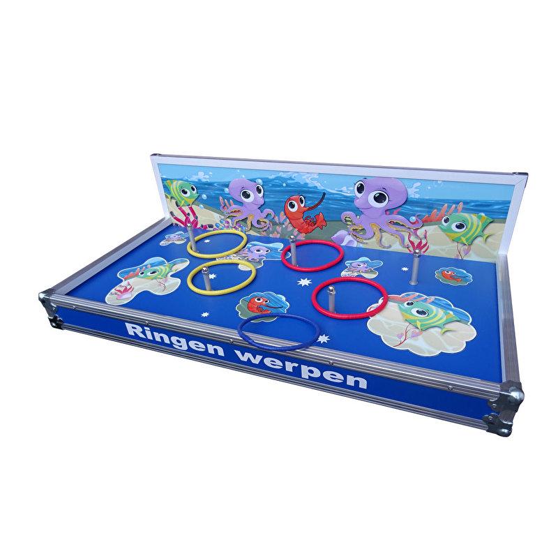 Ringwerpen onderwaterwereld
