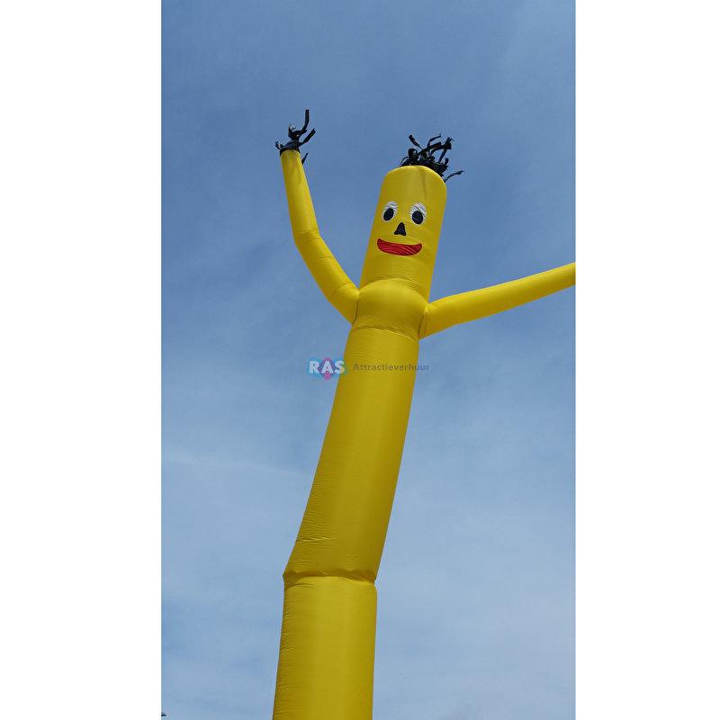 Gele skydancer