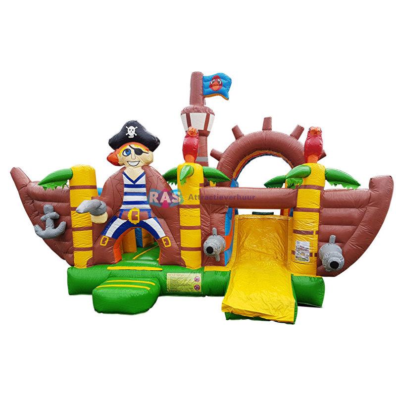 Piratenboot (VERNIEUWD)