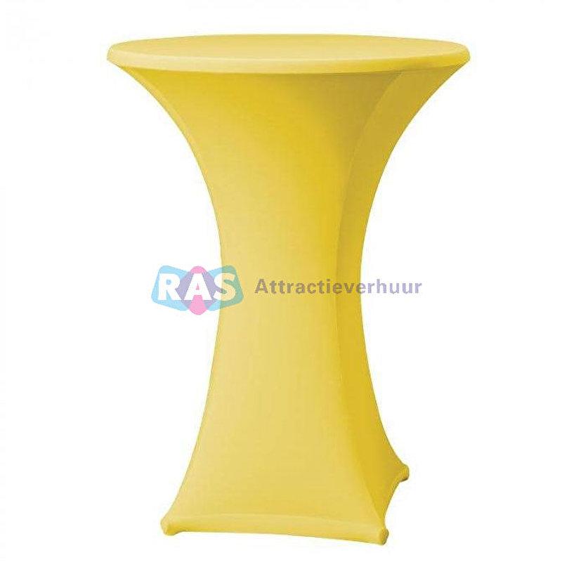 Statafelhoes geel